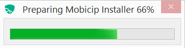 Mobicip Installation Wizard Screen 1