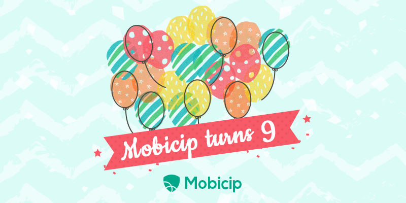 Celebrating Mobicip's Anniversary!
