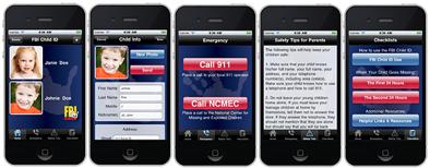 FBI Child app 2