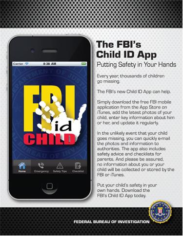 FBI Child App