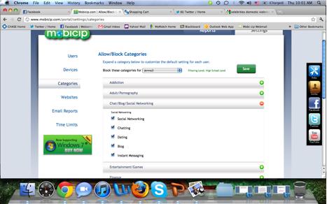 Mobicip Premium FAQ spotlight