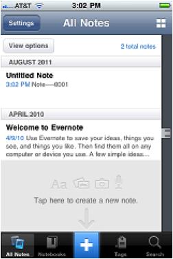 Evernote app review
