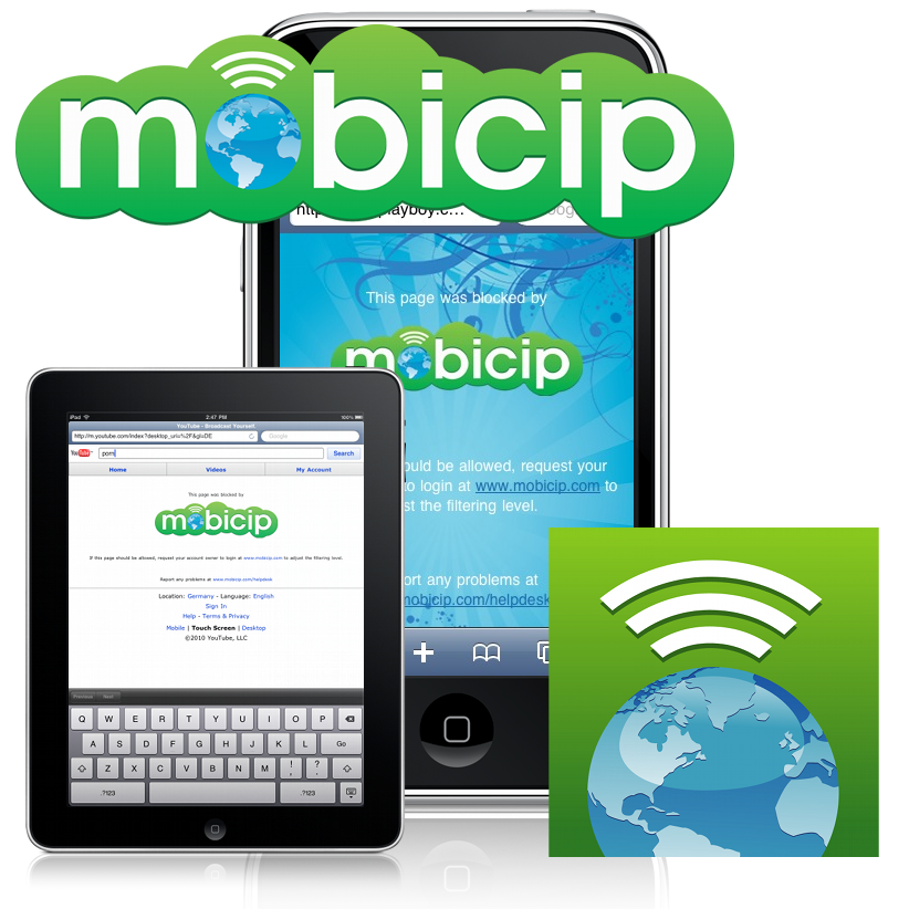 Mobicip Safe Browser Application