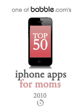 Top 50 Apps For iPhone Moms