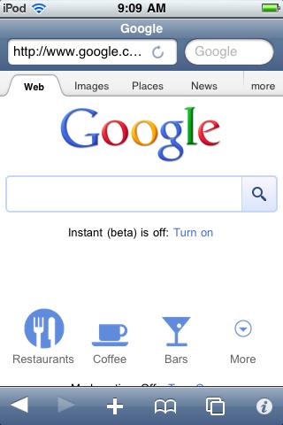 Mobicip Google
